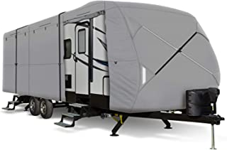 Leader Accessories Windproof Upgrade Travel Trailer RV Cover Fits 27'-30'..