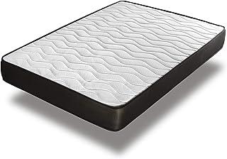 Home Heavenly®- Colchón Cloud viscoelástico, hipoalergénico, visco Adaptable con firmeza y Re...