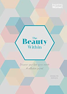 Daily devotional book - The Beauty Within, Rosalyn Derges.