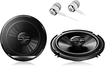 "Pioneer TS-G1620F 600 Watts Max Power 6-1/2"" 2-Way G-Series Coaxial Full Range Car.."