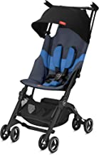 gb Pockit+ All-Terrain, Ultra Compact Lightweight Travel Stroller with Canopy and..