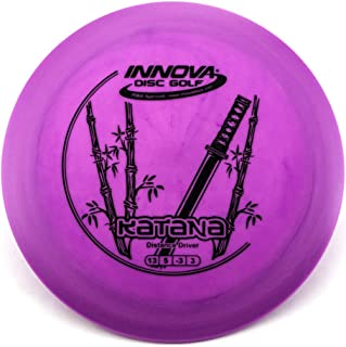 Innova DX Katana Distance Driver Golf Disc [Colors May Vary]