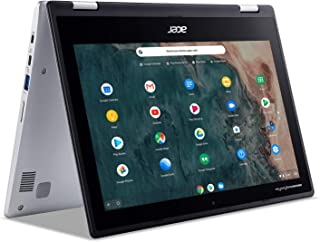 """Acer Chromebook Spin 311 Convertible Laptop, Intel Celeron N4020, 11.6"""" HD Touch,.."""
