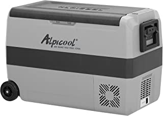 AlpicoolT50DualTemperatureControl12VoltRefrigerator..