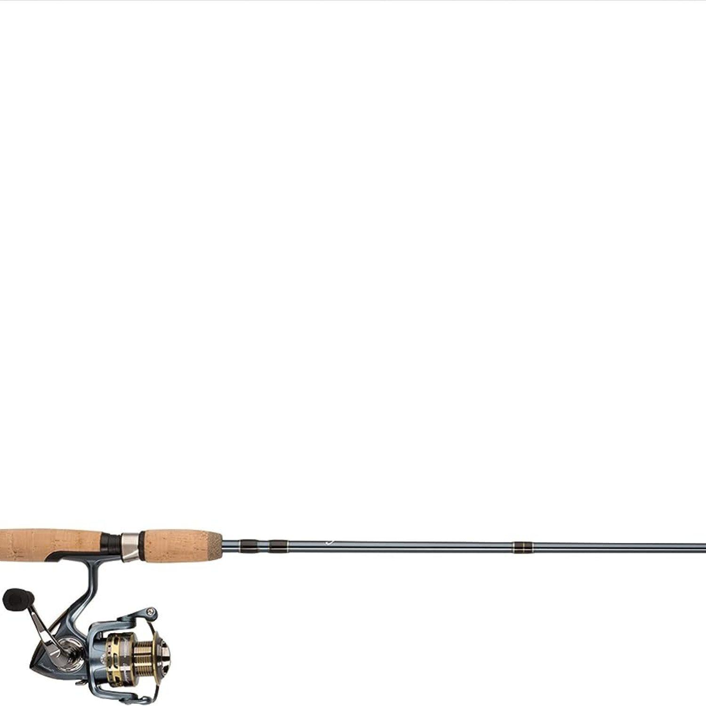 Pflueger President Spinning Reel and Fishing Rod Combo