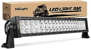 "Nilight 22"" 120w LED Light Bar Flood Spot Combo Work Light Driving Lights Fog Lamp.."