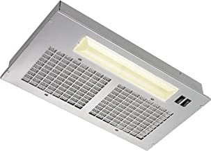 Broan Aluminum Power Pack Range Hood Insert, Exhaust Fan and Light Combo for Over Kitchen..