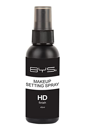 Bys Hd Makeup Setting Spray Mist Matte
