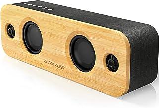 AOMAIS Life Bluetooth Speakers, 30W Loud Home Party Wireless Speaker, 2 Woofer & 2..