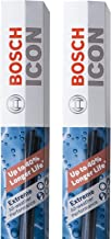 Bosch Automotive ICON Wiper Blades 22A22B (Set of 2) Fits Buick: 2010-05 Allure,..