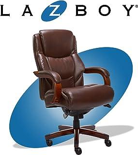 La-Z-Boy Delano Big & Tall Executive Office Chair | High Back Ergonomic Lumbar..