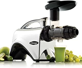 Omega Juicer Extractor and Nutrition Center Creates Fruit Vegetable and Wheatgrass Juice..