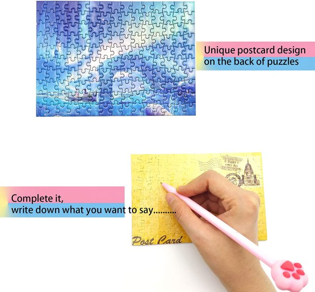 Buy Small Jigsaw Puzzles for Adults Mini Puzzles Challenging