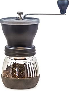 Khaw-Fee HG1B Manual Coffee Grinder with Conical Ceramic Burr – Because Hand Ground..