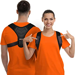 Posture Corrector For Men And Women, Upper Back Brace For Clavicle Support, Adjustable..