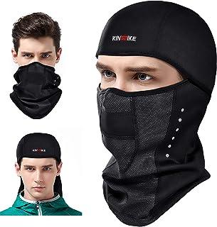KINGBIKE Balaclava Ski Mask Motorcycle Running Full Face Cover Windproof Waterproof..