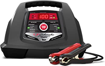 Schumacher SC1281 100 Amp 30 Amp 6V/12V Fully Automatic Smart Battery Charger 100A Engine..