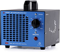 Airthereal MA5000 Commercial Generator 5000mg/h Ozone Machine Home Air Ionizers..