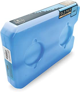Camco Large Currituck Reusable Freezer Cold Pack for Coolers and Lunch Boxes These Cool..