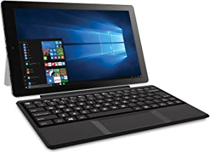 "RCA Cambio 10"" 2-in-1 Notebook Tablet with 32GB Storage, Intel Atom Z8350 Processor,.."