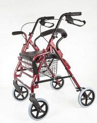 Andador-silla de ruedas Antar modelo AT51018