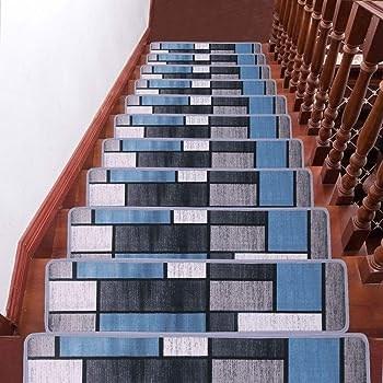 Explore Carpet Tiles For Stairs Amazon Com | Stair Tread Carpet Tiles | Treads Lowes | Slip Resistant | Non Slip | Tread Covers | Walmart