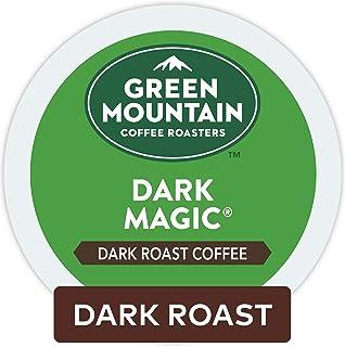 Green Mountain Coffee Roasters Dark Magic, Single-Serve Keurig K-Cup Pods, Dark Roast..