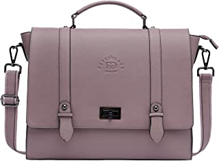 Laptop Briefcase for Women,17 Inch Work Bag Laptop Messenger Bag Spacious Computer Bags..