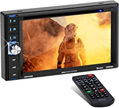 BOSS Audio Systems BV9358B Car DVD Player – Double Din, Bluetooth Audio and..