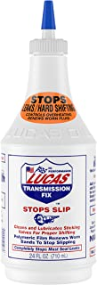 Lucas LUC10009 Transmission Fix 24 oz., Brown (Packaging May Vary)