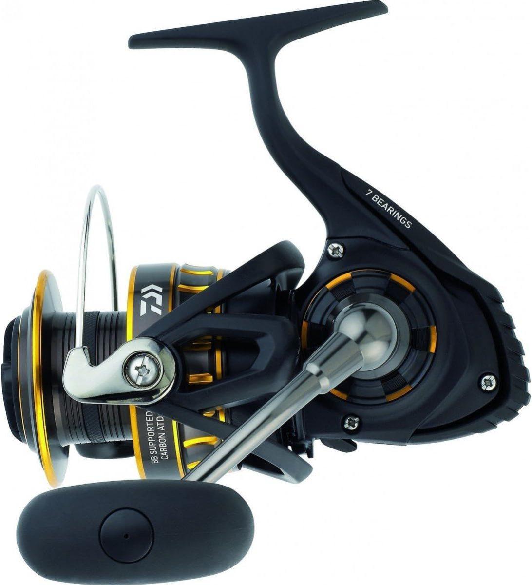 Daiwa BG2500 BG Saltwater Spinning Reel review