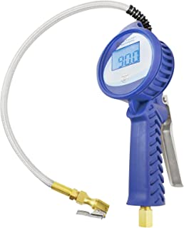 """Astro Pneumatic Tool 3018 3.5"""" Digital Tire Inflator with Hose"""