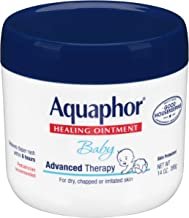 Aquaphor Baby Healing Ointment – Advance Therapy for Diaper Rash, Chapped Cheeks..