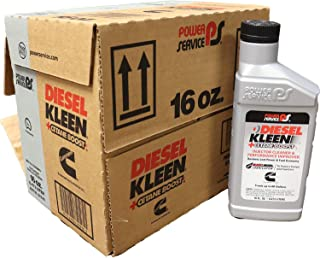 Power Service 3016-09 Diesel Kleen+Cetane Boost, 16 Fluid Ounces, 9 Pack