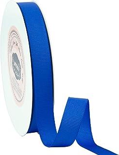 "VATIN 1/2"" Grosgrain Ribbon, 50-Yard,25 Yards Each Roll Perfect for Wedding Decor,.."