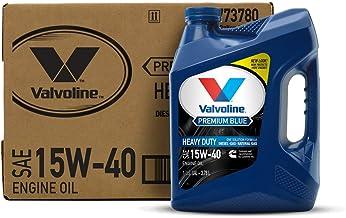 Valvoline – 773780 Premium Blue SAE 15W-40 Diesel Engine Oil 1 GA, Case of 3