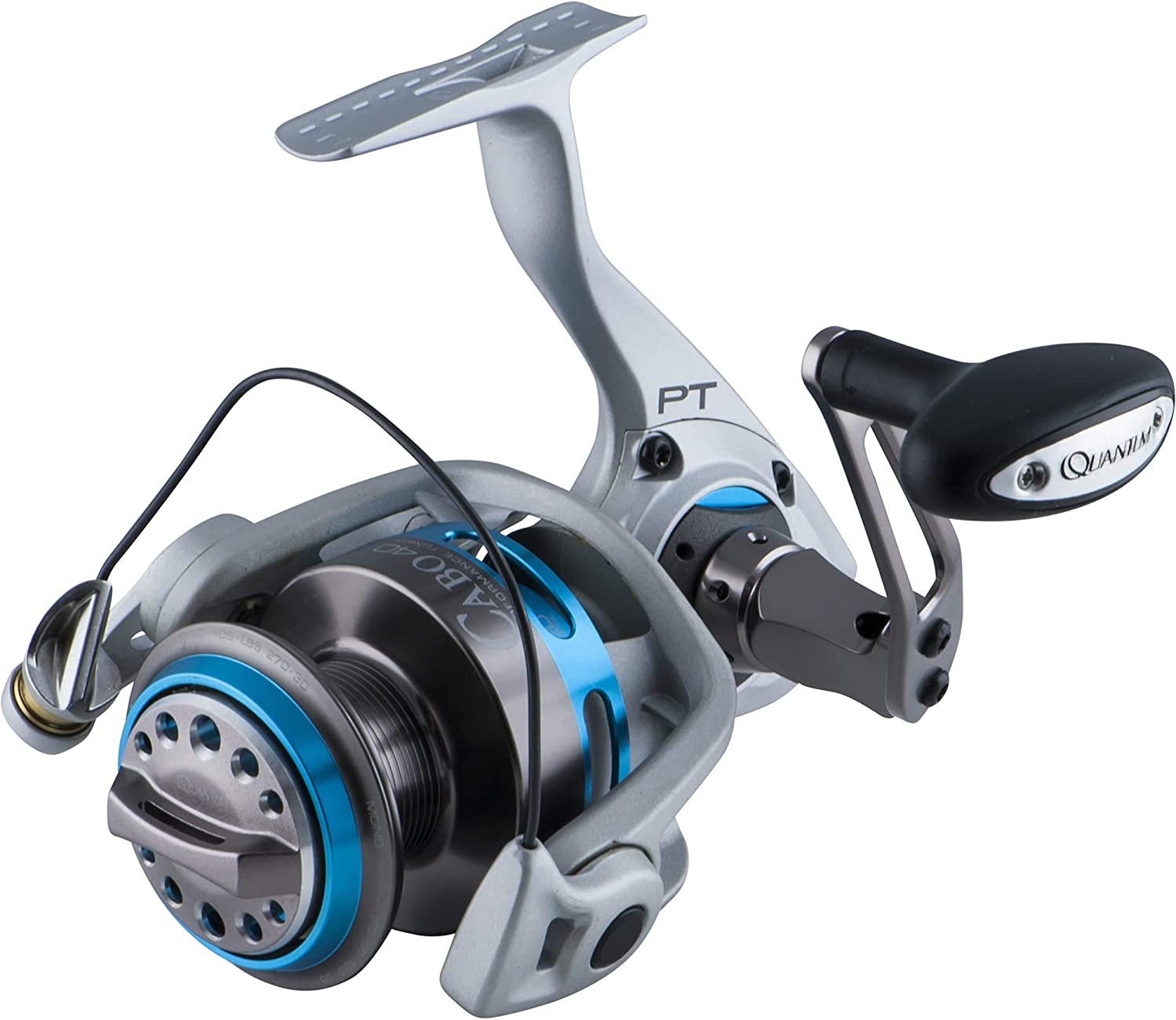 Quantum Cabo Saltwater Spinning Fishing Reel Review