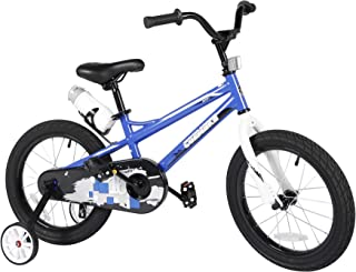 FOUJOY Kids Sporty Bike 14-16 Inch for Children Age 3-8