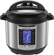 Instant Pot Ultra 10-in-1 Electric Pressure Cooker, Sterilizer, Slow Cooker, Rice Cooker,..