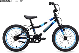 Guardian Kids Bikes Ethos. 16 20 24 Inch Multiple Colors for Boys Girls. Safer Brake System for Kids. Lightweight Steel Construction. Easy Assembly. ASO SharkTank.