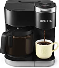 Keurig K-Duo Coffee Maker, Single Serve and 12-Cup Carafe Drip Coffee Brewer, Compatible..