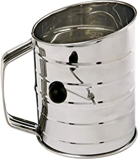 Norpro 3 cup Hand Crank Sifter