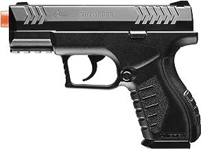 Elite Force Umarex Combat Zone Enforcer 6mm BB Pistol Airsoft Gun, Black