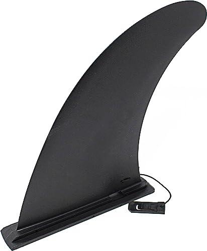 Glory Boards Aileron de qualité supérieure pour stand up paddle - Forme améliorée pour moins de résistance - Qualité ...