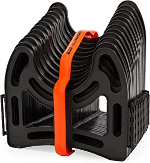 Camco 43031 10ft Sidewinder RV Sewer Hose Support, Made from Sturdy Lightweight Plastic,..