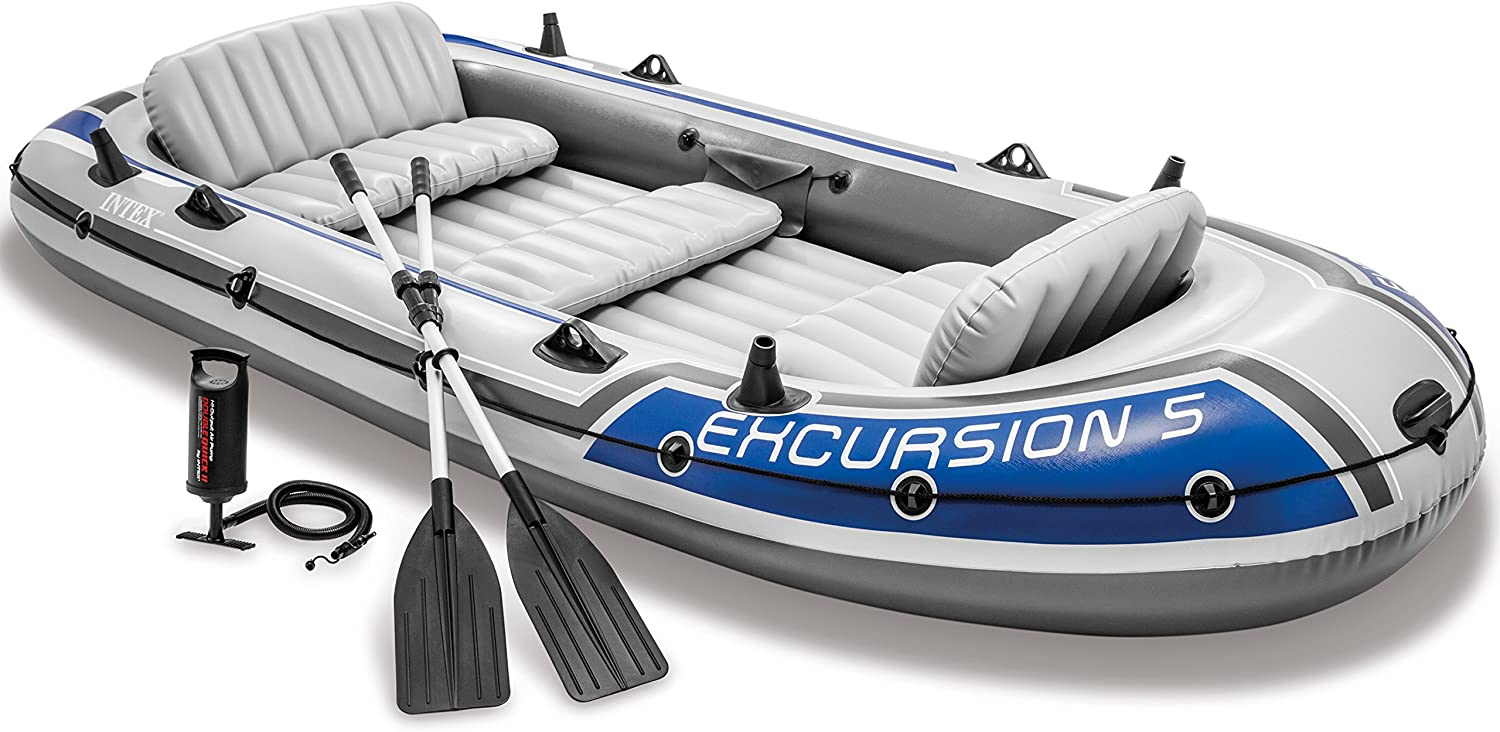 Intex Excursion Inflatable Boat