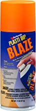 Plasti Dip Performix 11218 Blaze Orange Multi-Purpose Rubber Coating Aerosol – 11 oz.