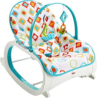 Fisher-Price Infant-to-Toddler Rocker – Geo Diamonds