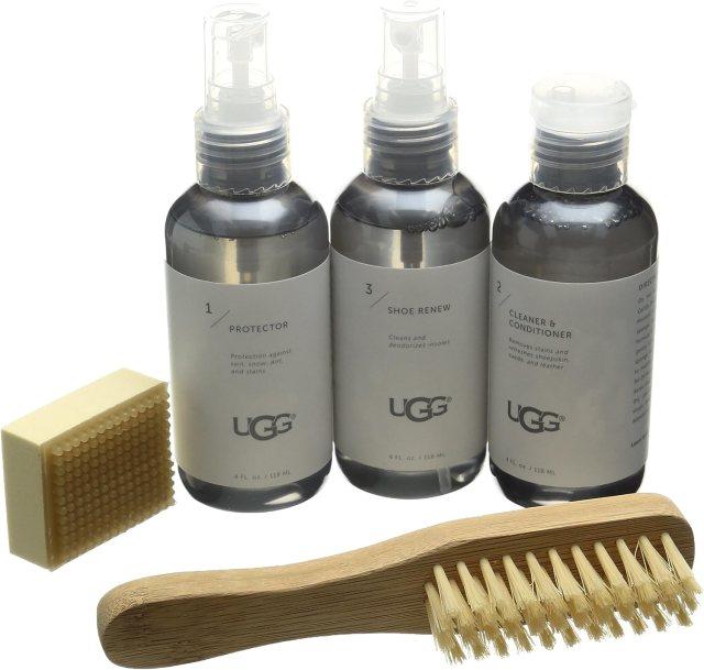 UGG Unisex-Erwachsene Care Kit Schuhpflege-Set, Natural