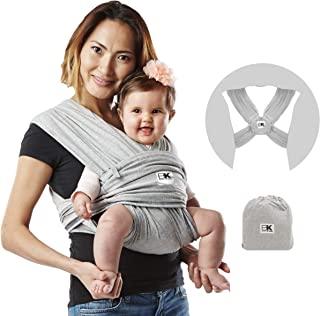 Baby K'tan Original Baby Wrap Carrier, Infant and Child Sling – Simple..